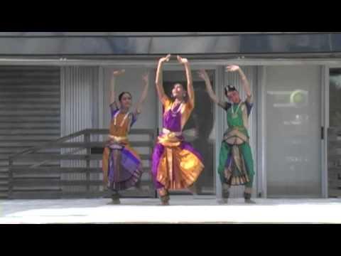 Bharatanatyam - SonaliSkandan & Jiva Dance in Bho Shambho excerpts