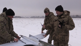 """Безпілотники """"Фурія"""" та """"Лелека-100"""" випробовували на Чернігівщині"""