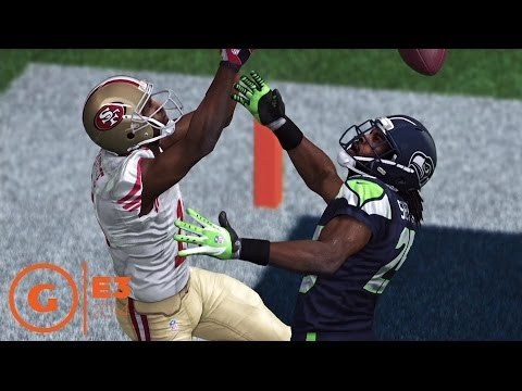 Madden NFL 15 Interview with Presentation Director - Floor Report E3 2014