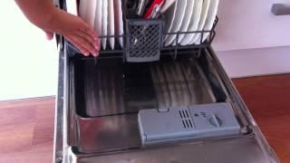 Cómo usar el lavavajillas