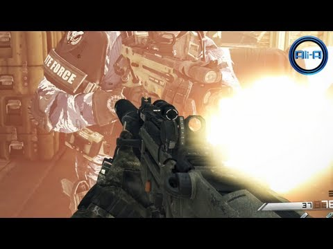 [novo]gameplay Cod:G (Grafico pior que o do Warface) Gameplay - Call of duty Ghosts
