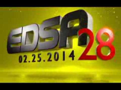 28th Anniversary of EDSA Revolution 02.25.2014 - [PTV PLUG 2014]