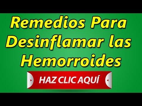 Remedios Caseros Para Desinflamar Las Hemorroides de Manera Natural