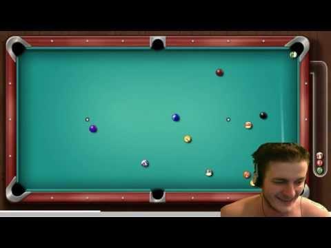 ХАРДКОРНЫЙ PvP НА БИЛЬЯРДЕ Yahoo Pool #1 — Катаем шары! — онлайн бильярд
