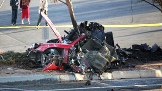 Paul Walker's Accident Video