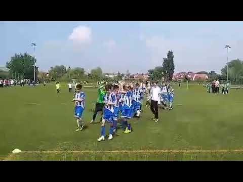 I. DAC Utánpótlás Kupa - Levonulás (2019.05.19.)