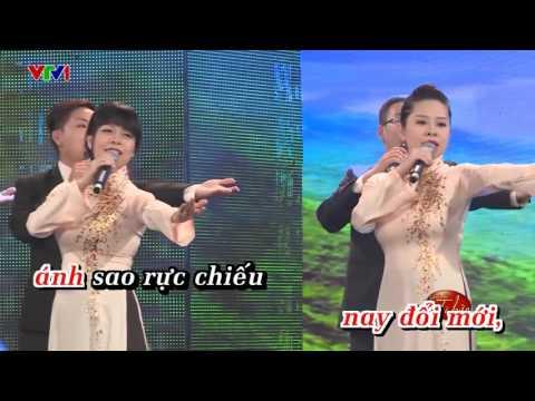 Ca Ngợi Tổ Quốc - Tốp Ca Karaoke HD SAPKTV