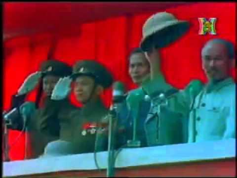 Lễ mừng Ngày GP Thủ Đô, đón chính phủ và Hồ chủ tịch về thủ đô(P1)