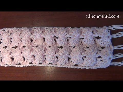 Móc khăn len dành cho nữ