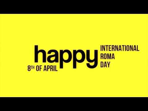 08 Aприл - Световен ден на ромите