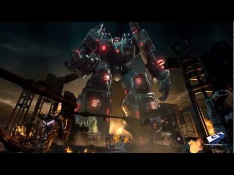 Transformers: Fall of Cybertron – E3 2012: Cinematic Trailer