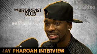Jay Pharoah On Leaving SNL, Getting Fit and Charlamagne Making Him Uncomfortable