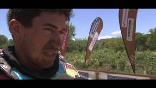 2014 Dakar Stage 6 - Team HRC
