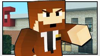 Minecraft High School | TROUBLE WITH THE HEADMASTER!! | Custom Mod Adventure