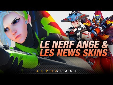 Nouveaux skins & Analyse du Patch PTR imminent ► Overwatch FR