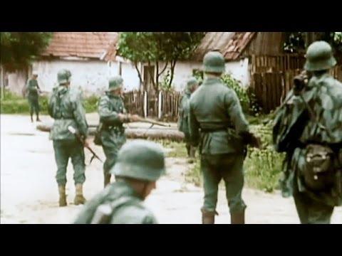 Trận Normandie 1944 - Chiến dịch đổ bộ lớn nhất trong lịch sử [HD]