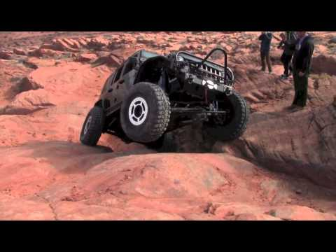 Double Sammy Extreme 4x4 Trail, Jeep JK offroad, Winter on the Rocks 2013