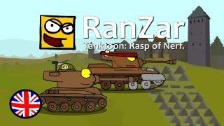 Tanktoon #19 - Rasp of Nerf