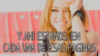 Miley Cyrus ~ I'll Always Remember You [traducida En Español]