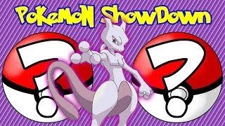 MEWTWO = FREE WIN! Pokemon Showdown Random Battle