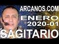 Video Horóscopo Semanal SAGITARIO  del 29 Diciembre 2019 al 4 Enero 2020 (Semana 2019-53) (Lectura del Tarot)