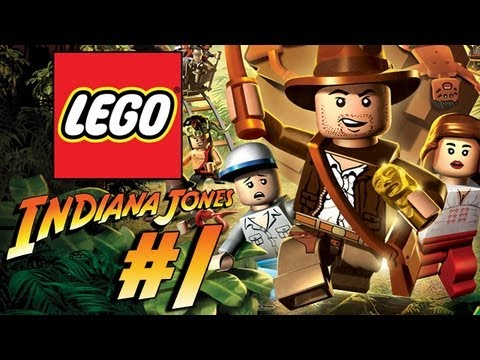 lego indiana jones spiele