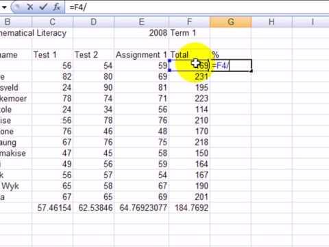 how to find standard deviation on google spreadsheet