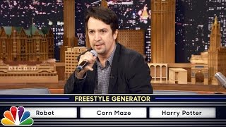 Wheel of Freestyle, Vol. 2 with Lin-Manuel Miranda