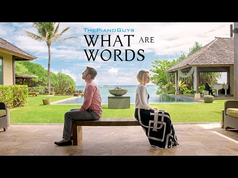Piano Guys - What Are the Words