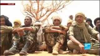 La Fuite Des Soldats Maliens Au Niger