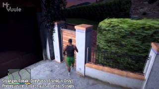 GTA V 100% Checklist: All Stranger And Freaks Locations