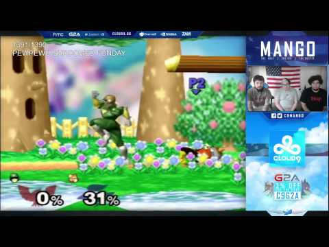 mango vs lucky set 1 falcon