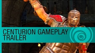 FOR HONOR - The Centurion: Knight Gameplay Trailer