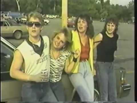 67. Heavy Metal Parking Lot  (Jeff Krulik & John Heyn, 1986)
