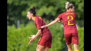Watch our first ever Serie A game, as #ASRomaWomen take on Sassuolo!
