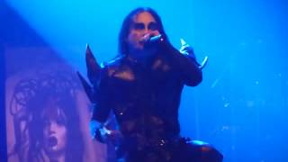 CRADLE OF FILTH - Cruelty Brought Thee Orchids (LIVE VIDEO)