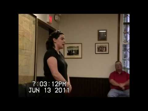 Chazy Town Board Meeting 6-13-11