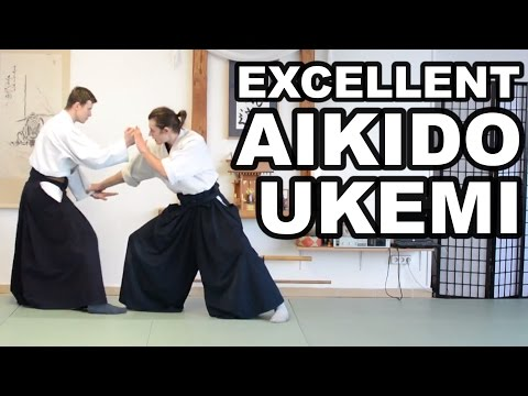 How to Develop Good Aikido Ukemi