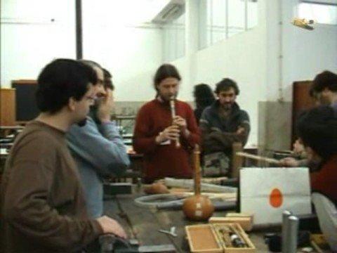 Workshop Aerofones no Palheta Bendita 2008