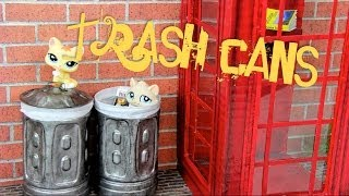 How To Make Doll Trash Cans Plus $1.00 Fun Finds From