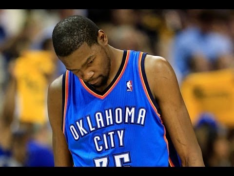 Is Kevin Durant Mr. Unreliable?!