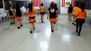 WO AI CHA CHA LINE DANCE