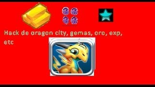 Dragon City HACK DE DRAGON CITY GEMAS ORO EXP COMIDA