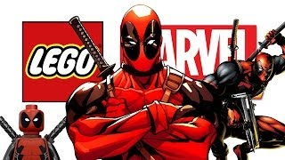 LEGO: Marvel Super Heroes Deadpool Unlocking Vehicles