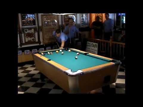8-Ball Pool Tournament part two 3-26-11