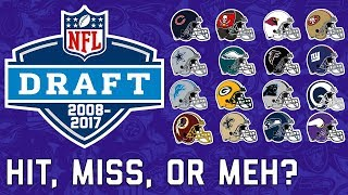 Every NFC Team's Last 10 1st Round Draft Picks & How They Fared in the NFL | NFL Highlights