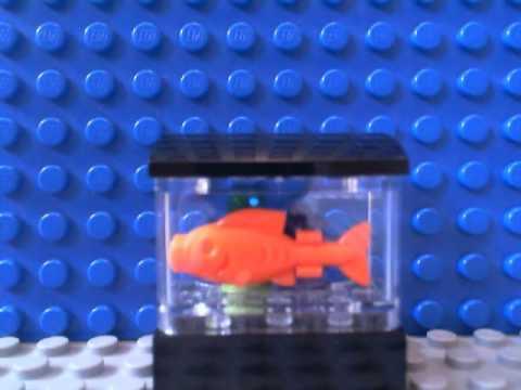 Lego Aquarium Contest! - YouTube