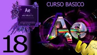 After Effects CC. Capítulo 18