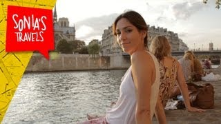 Travel Paris: Seine River – Food, Feet and Romance