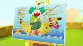 Rana Juana Van Dogh, Caricaturas Infantiles, Dibujos